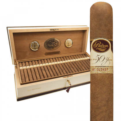 PADRON 50TH ANNIVERSARY SERIES CIGAR