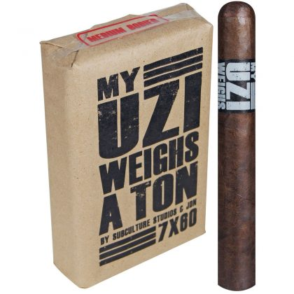MY UZI WEIGHS A TON (MUWAT)