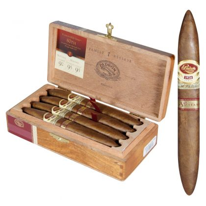 PADRON 80 YEARS EDITION CIGAR