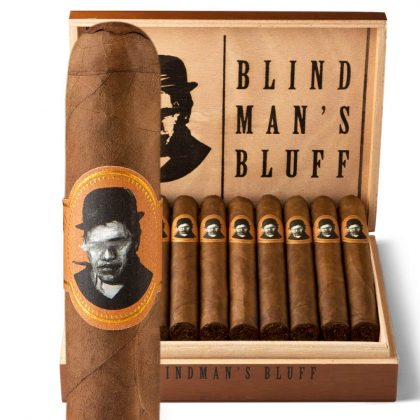 CALDWELL BLIND MAN'S BLUFF