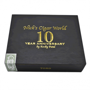 NICKS 10TH ANNIVERSARY