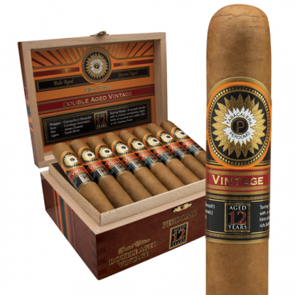PERDOMO DOUBLE AGED 12 YEAR VINTAGE CONNECTICUT